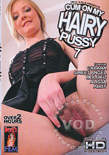 Cum On My Hairy Pussy 7 Box Cover