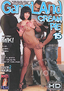 Gangland Cream Pie 15 Box Cover
