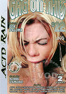 Gag On This #22 Box Cover