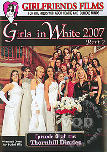 Girls In White 2007 Part 2 - Episode 6 of the Thornhill Diaries Box Cover