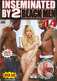 Inseminated By 2 Black Men 14 Box Cover