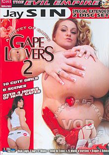 Gape Lovers 2 (Disc 1) Box Cover - Login to see Back