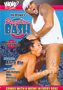 Jay Brown's Brazilian Bash Box Cover