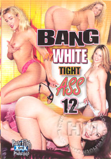 Bang My White Tight Ass 12 Box Cover