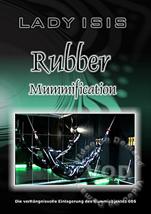 Rubber Mummification Box Cover