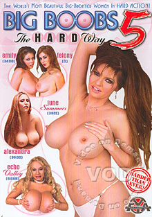Big Boobs The Hard Way 5 Box Cover