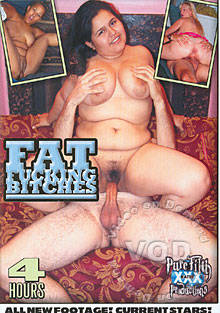 Fat Fucking Bitches Box Cover