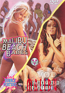 Malibu Beach Babes Box Cover