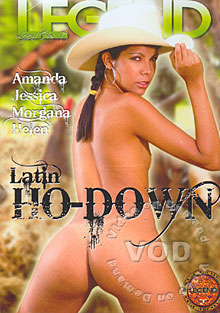 Latin Ho-Down Box Cover