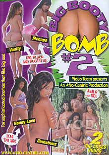 Big Booty Bomb #2 Box Cover