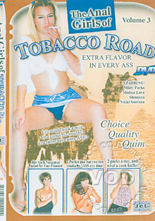 The Anal Girls of Tobacco Road Volume 3 Box Cover