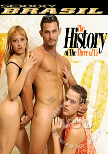 The History Of The Three Of Us Box Cover
