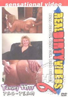 Real Dirty Videos 6 - Tawney 44FFF Tag-Team Box Cover