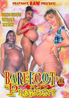 Barefoot And Pregnant 11 Box Cover