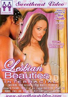 Lesbian Beauties Interracial Box Cover