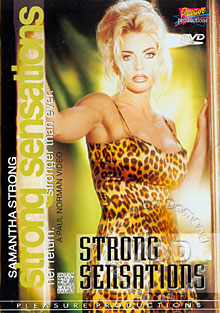 Strong Sensations Box Cover