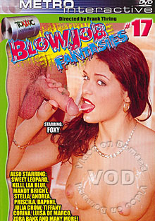 Blowjob Fantasies #17 Box Cover