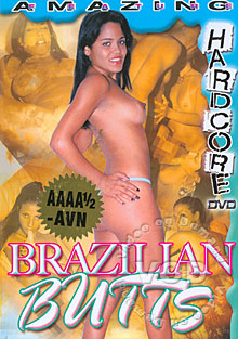 Brazilian Butts Box Cover