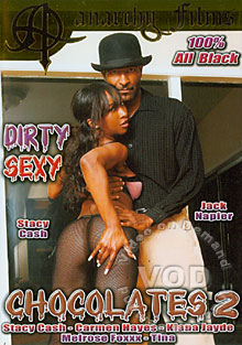 Dirty Sexy Chocolates 2 Box Cover