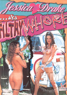 Jessica Drake aka Filthy Whore Box Cover