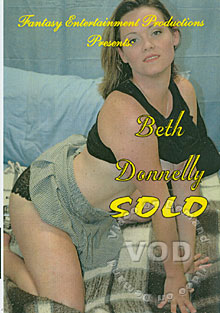 Beth Donnelly Solo Box Cover