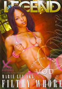 Marie Luv AKA Filthy Whore Box Cover
