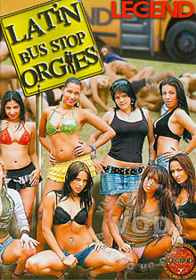 Latin Bus Stop Orgies Box Cover