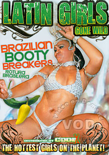 Latin Girls Gone Wild - Brazilian Booty Breakers Box Cover