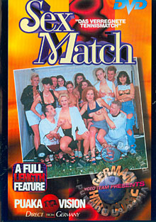 German Hardcore - Sex Match Box Cover