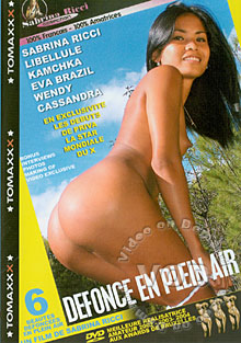 Defonce En Plein Air Box Cover