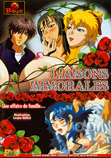 Liaisons Immorales Box Cover