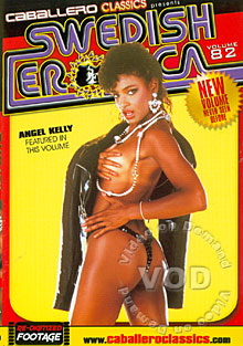 Swedish Erotica Volume 82 - Angel Kelly Box Cover