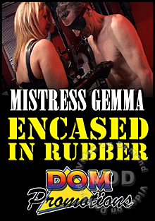 Mistress Gemma - Encased In Rubber Box Cover