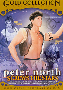 Peter North Screws The Stars Box Cover