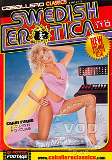Swedish Erotica Volume 110 Box Cover