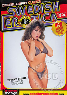 Swedish Erotica Volume 94 - Tiffany Storm Box Cover