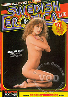 Swedish Erotica Volume 86 Box Cover