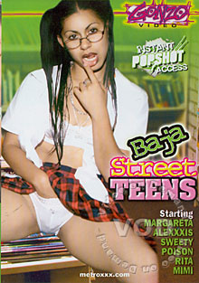 Baja Street Teens Box Cover