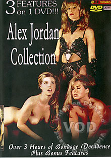 Alex Jordan Collection - The Wrath Of Kane Box Cover