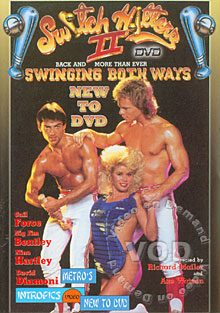 Switch Hitters II - Swinging Both Ways Box Cover