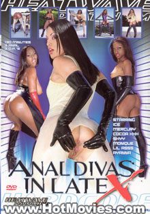 Anal Divas In Latex Box Cover