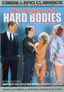 Hot Nights And Hard Bodies Box Cover