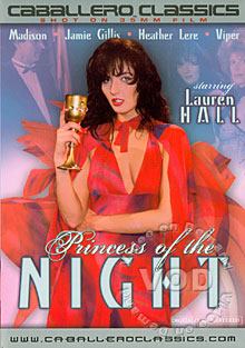 Princess Of The Night Box Cover