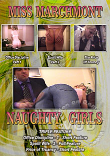 Naughty Girls Box Cover