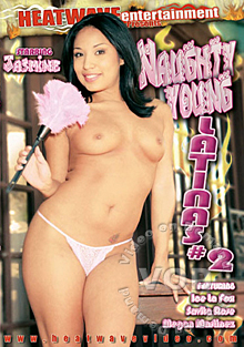 Naughty Young Latinas #2 Box Cover
