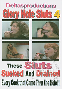Glory Hole Sluts 4 Box Cover