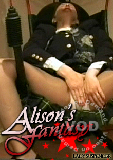 Alison's Fantasy Box Cover