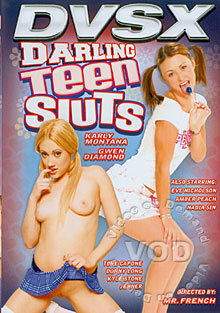 Darling Teen Sluts Box Cover
