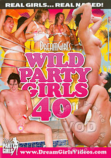 Wild Party Girls 40 Box Cover