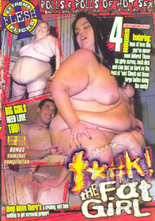 F*#k! The Fat Girl Box Cover